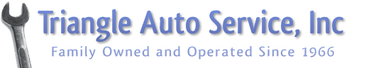 Chicago Auto Repair and Service Mechanics, Triangle Auto Service Inc